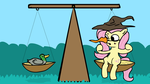If she weighs the same as a duck... by SauseSource
