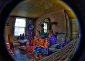 My Room - HDR by aeroartist