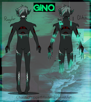 [Zalgoid] Gino ref by ChaoticPuppetMaster