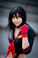 Ryuko Matoi - Kill la Kill 2 ~ by Inoshindashin