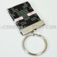 Enderman Keychain by CarrieBea