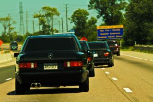 Gangsters on the Move by JDLStudios