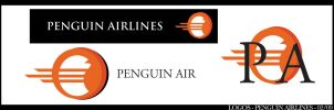 Penguin Airlines - Logos by twomonies