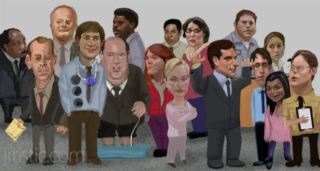 the office by psmonkey
