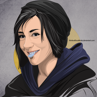 Hannah Trigwell! :D by thinkwithoutlimits