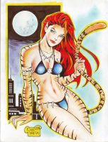 TIGRA by RODEL MARTIN (12012016) by rodelsm21