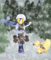 UBF: Challenging the Blizzard by Nixhil