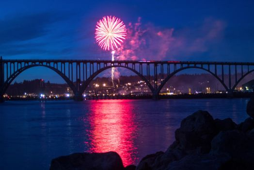 newport fireworks by ringmale