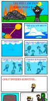 A comic about the Ozone Layer by Bogswallop