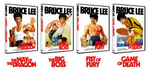 The Bruce Lee Collection by LeviBoldock