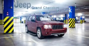 Jeep Grand Cherokee by wagnersenior