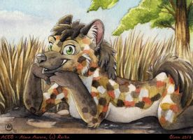 ACEO -  Alma Aurora by theOlven