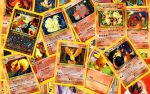 Fire Pokemon Cards by TheEmerald