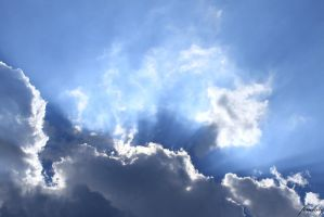 the clouds of heaven by fenchity