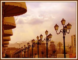 Awnings And Lanterns by Aivaseda
