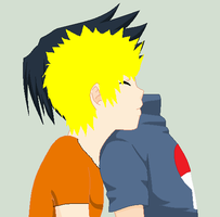 SasuNaru by RoxyHeartMarly