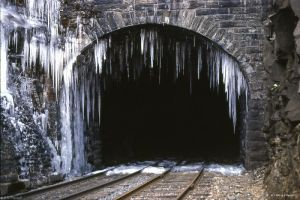 ICE Tunnel by Pavloff-Photos