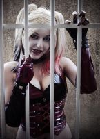 Harley Quinn by Shermie-Cosplay
