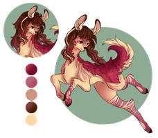 02 - Adoptable - Auction OPEN by Melyce
