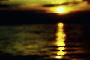 Sunset, Makarska by luka567