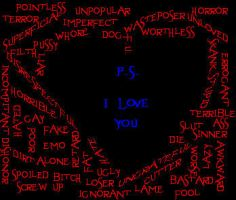 P.S. I Love You by EtherealGothica