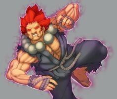 Akuma by 4hoursleep