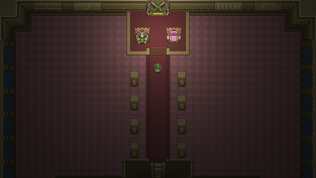 The dead king, A Link to the Past wallpaper by MidwestCrusader