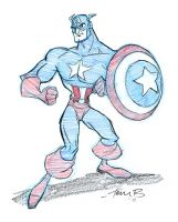 Tall Cap A by tombancroft
