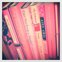 Pink Books by Labrinth63