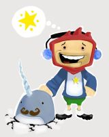 ScribbleNot by NERFCOMMIE