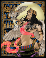 Inanna by RussellJackson