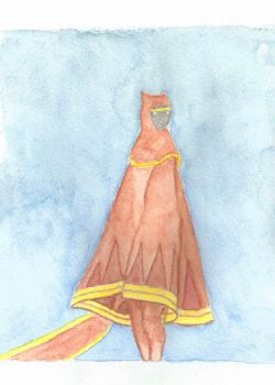 Journey watercolor 03 by Seigner