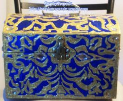 OoT BIG BOSS CHEST by CosplayPropsEtc