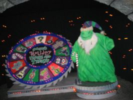 Oogie Crazy Christmas Roulette by FiragaShark