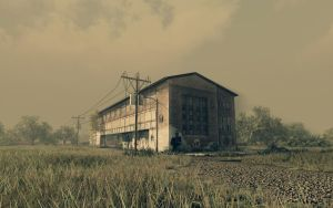 Crysis- Old Factory Site 3 by RKGrafixx