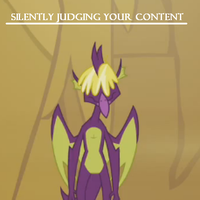 Spear judges your content by LumenBlurb