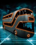 Tron - Bus by iamclu