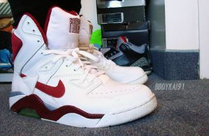 1991 Nike Air Force VI by BBoyKai91