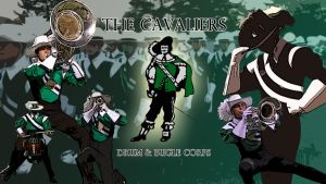The Cavaliers Wallpaper by leakypipes