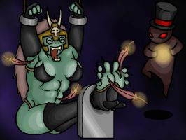 Orc Necromancer Tickled by Lord-Reckless