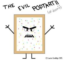Old Art - Evil Poptart by ErebusNyx