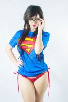SuperMan Girl by KakashiSama20