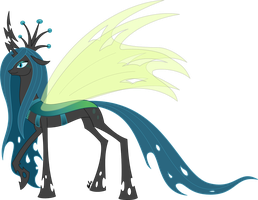 MLP - Chrysalis' Mother Farfalla by InnocentiaSanguinis