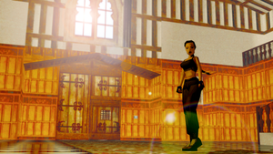 Croft Manor by Jill-Valentine666