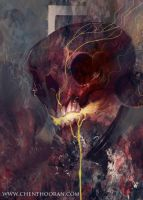 Ghost Rider by mythrilgolem1