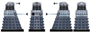 Empire Dalek by Librarian-bot