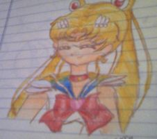 Kawaii super sailor moon by thejellybeanposse