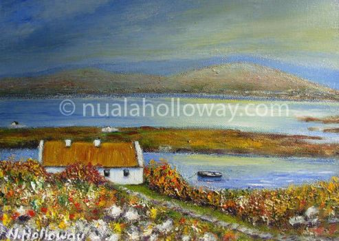 Connemara Cottage by NualaHolloway