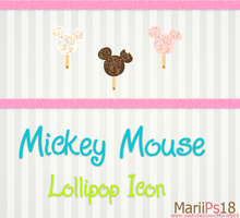 Mickey Lollipop by MariiPs18