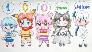 100TC - 001. Introduction by Ringo-Mikan